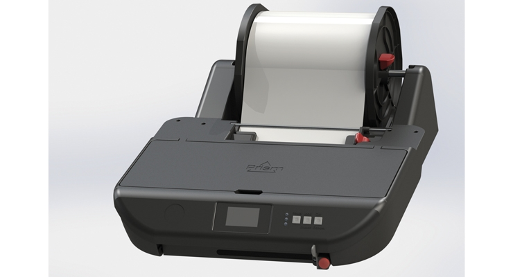 The Prism from iSys Label is a solution for bringing label production in-house.