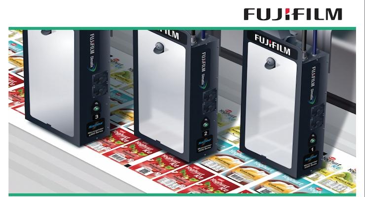 FUJIFILM Demonstrates Range of Industrial Inkjet Technology at INPRINT 2017