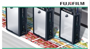 FUJIFILM Demonstrates Range of Industrial Inkjet Technology at INPRINT 2017