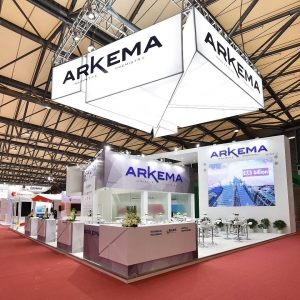 Arkema Highlights New Products at CHINACOAT