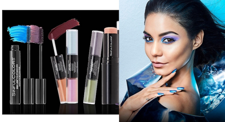 Sinful Colors Recruits Vanessa Hudgens To Launch Cosmetics Line