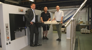 Heidelberger: Easymatrix 106 Allows Value-Added Products to be Brought In-House