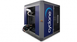 Tonejet Unveils First Production Cyclone at InPrint 2017