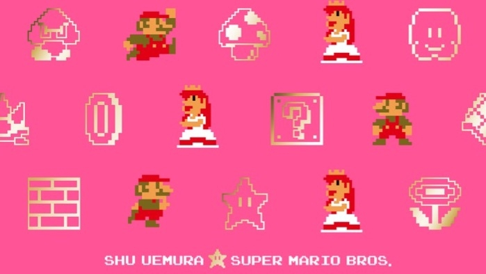 Super Mario Brothers Beauty for Holiday 2017