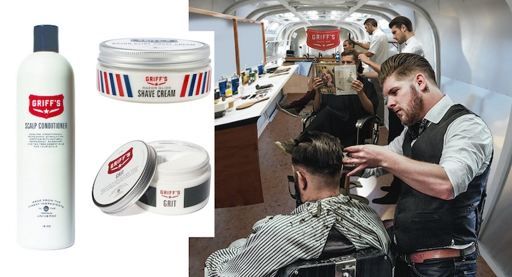 Griff's Shave Bar Sets Sights On Expansion