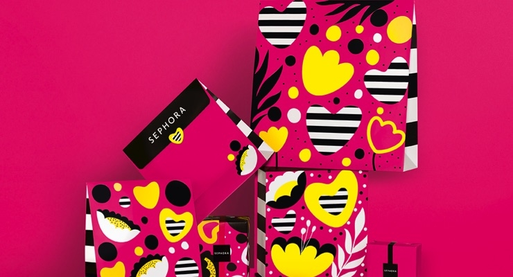 Sephora's Mother's Day Packaging by Andreea Robescu