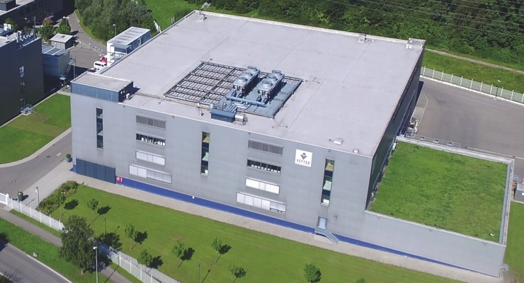 The Vetter VSP facility in Ravensburg is being expanded to include state-of-the-art packaging and assembly equipment to meet the growing need for complex secondary packaging services.
