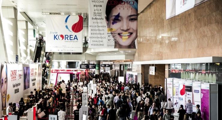 Cosmoprof Asia Keeps Growing