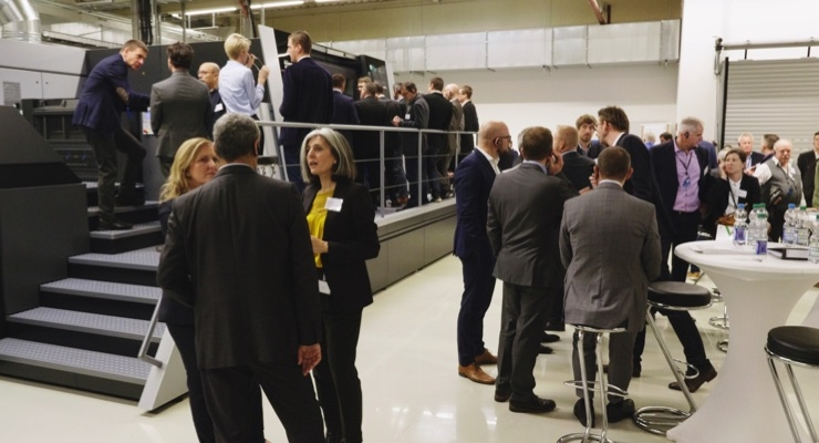 Heidelberg Celebrates World Premiere of Primefire 106