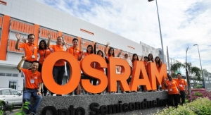 Osram's New LED Chip Factory Goes into Operation in Kulim, Malaysia