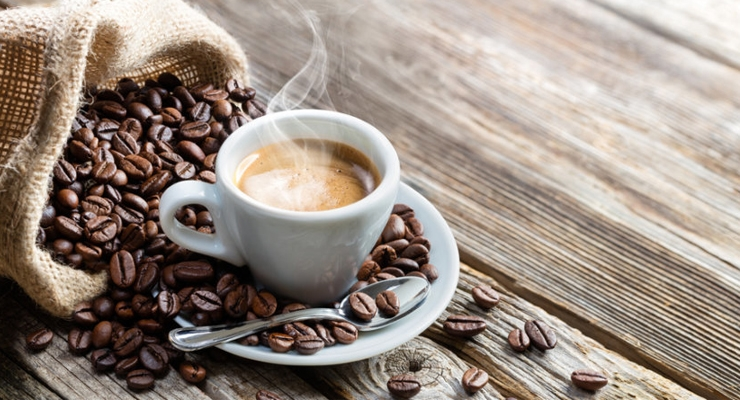 Three or Four Cups of Coffee Daily Linked to Longer Life Expectancy