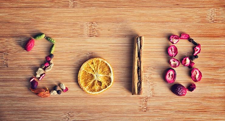 Comax Spotlights 2018 Flavor Trends