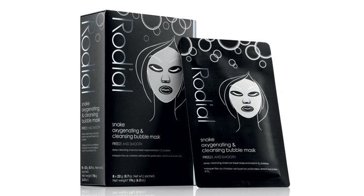The latest face mask from Rodial uses cleansing bubbles.