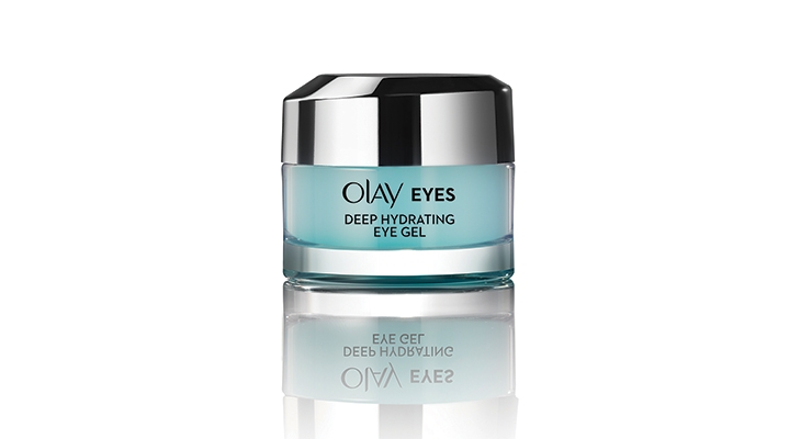 Hydrating eye gels are big in skin care today.