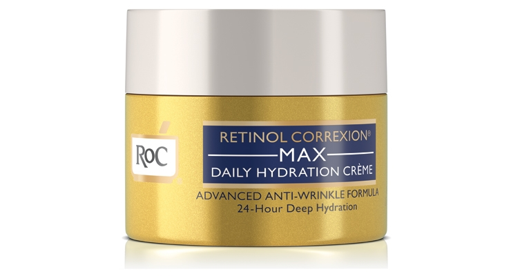 Retinol is still trending at RoC.