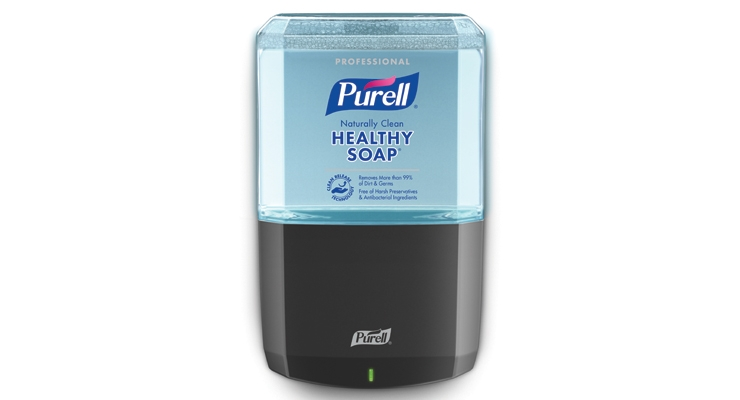 Healthy Soap has been added to Gojo's powerhouse Purell line.