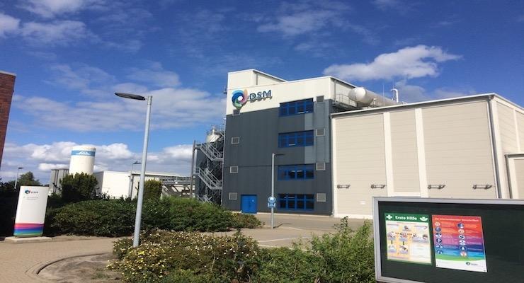 DSM Invests €15 million in German Coatings Resins Plant Expansion