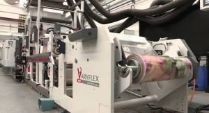 Omet Highlighting Solvent-Based Flexo with Varyflex V2