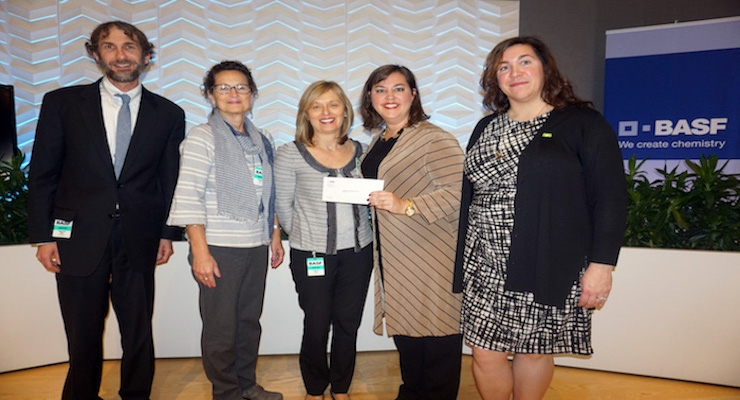 BASF Funds NJ Schools with $100,000 to Support Science Education