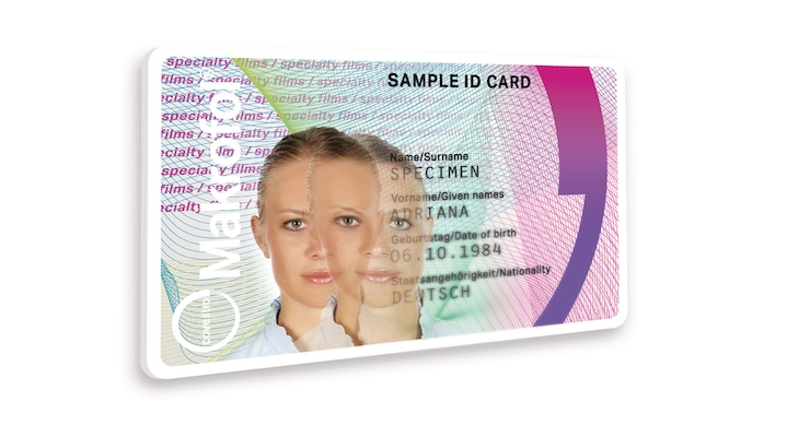 Covestro: Innovative film solutions for forgery-proof ID cards
