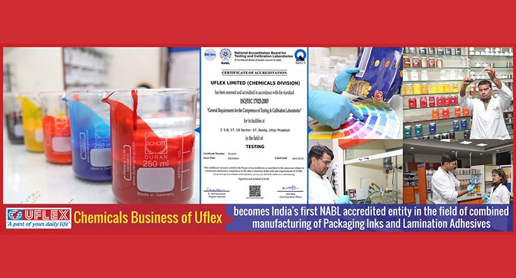 Uflex Limited Earns Honor from NABL