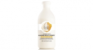 The Body Shop Delivers Almond Milk for the Bath