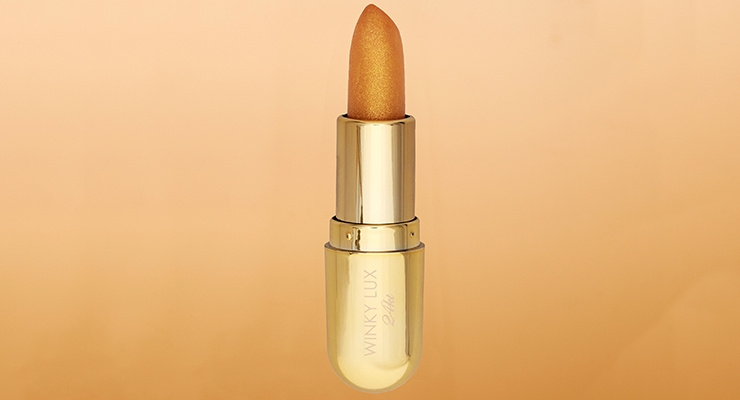 Winky Lux Launches Luxurious 24kt Glimmer Balm