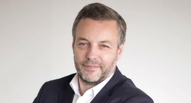 Xavier Leboucher, development packaging Prestige/Premium and innovation director, Puig