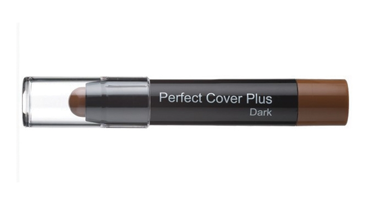 Lady Burd's latest ready-made beauty innovation is Perfect Cover Plus, a concealer and imperfection corrector in a twist-up pencil format that never needs sharpening.