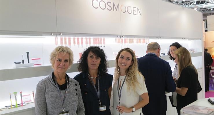 Cosmogen (L-R): Lynda Pare, Isabelle Lawson, Justine Rechenmann