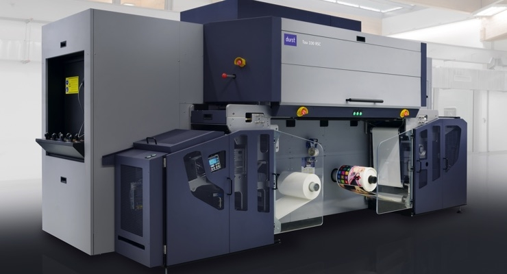 Durst North America Expands Investment in UV Label Business