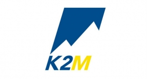 K2M Announces Completion of 300 RHINE Cervical Disc System Surgical Cases
