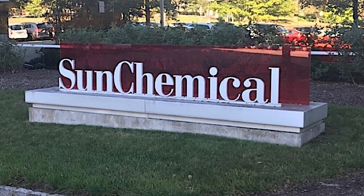 Sun Chemical announces price hike for flexible packaging products
