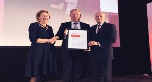 British Coatings Federation Wins BSI's Industry Leadership Award 2017