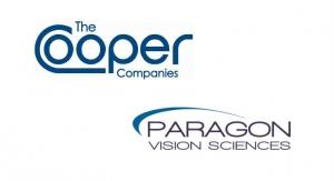 The Cooper Companies Acquires Paragon Vision Sciences