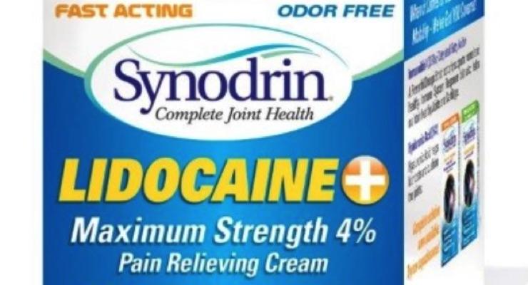 CPSC Recalls Pain Cream