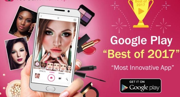 YouCam Wins Google Award