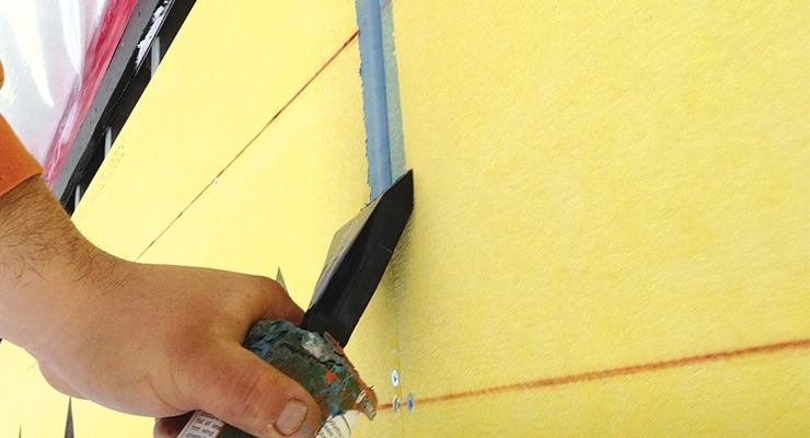 Kemper System Adds Construction Sealants to One-Stop Solution for Building Envelope
