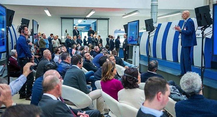 Print & Postpress Innovation Days at Koenig & Bauer
