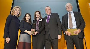 Mondi receives PwC Award for sustainability reporting