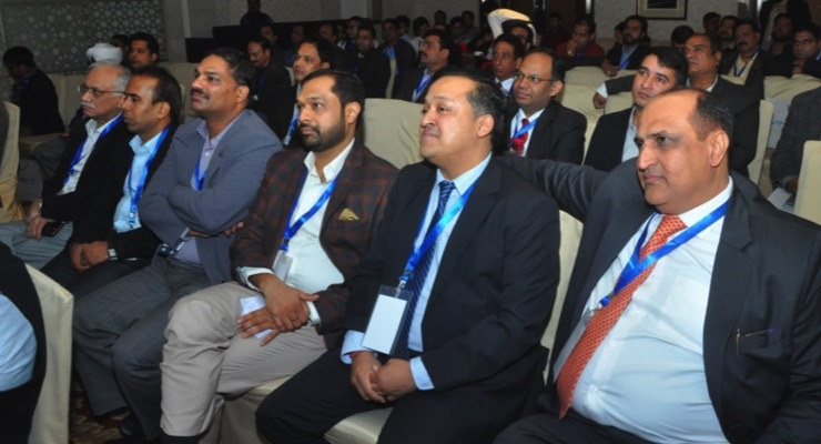 A large number of both converters and suppliers from the Delhi area were in attendance.