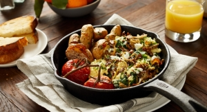 Hampton Creek Launches Just Scramble, Announces Funding, & Sustainability Metrics