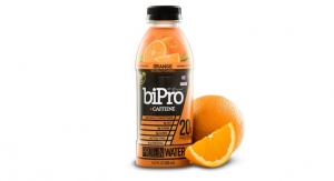BiPro Introduces First Caffeinated Protein Water