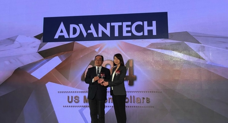 Advantech Listed as a Best Taiwan Global Brand