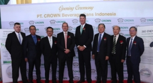 Crown Asia Pacific Opens New Facility in Jakarta