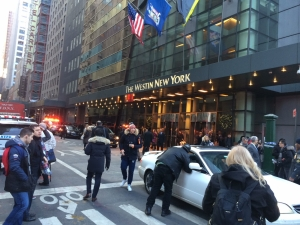 Attempted Terrorist Attack in New York Delays Start of SCC Meeting