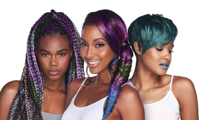 Holiday Hair Color New at Dark & Lovely