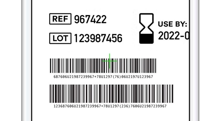 121nexus Scanner App instantaneously reads healthcare barcodes and delivers device-specific information including FDA