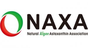 Natural Algae Astaxanthin Association (NAXA)