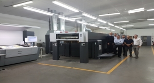 Rollin Imprimeur Improves Cost-efficiency, Flexibility with France's First Speedmaster CS